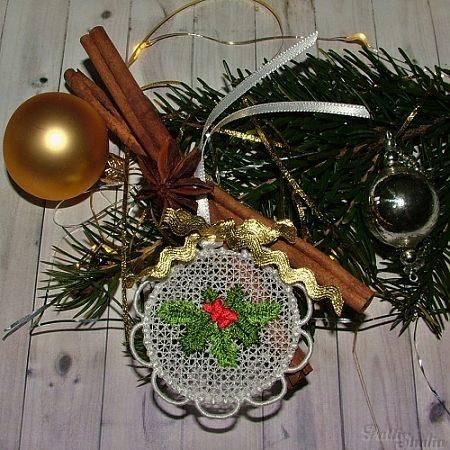 Vánoční krajky